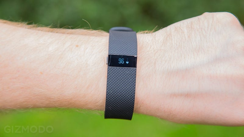 Fitbit Charge HR, $100