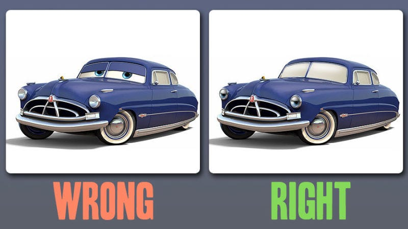 Illustration for article titled Comment Of The Day: Cars -- They're Just Like Us! Edition