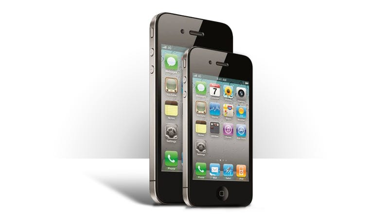 Illustration for article titled Could the Next iPhone Really Be A Third Smaller Than iPhone 4?