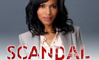 Illustration for article titled Scandal Premiere. (No Spoliers)