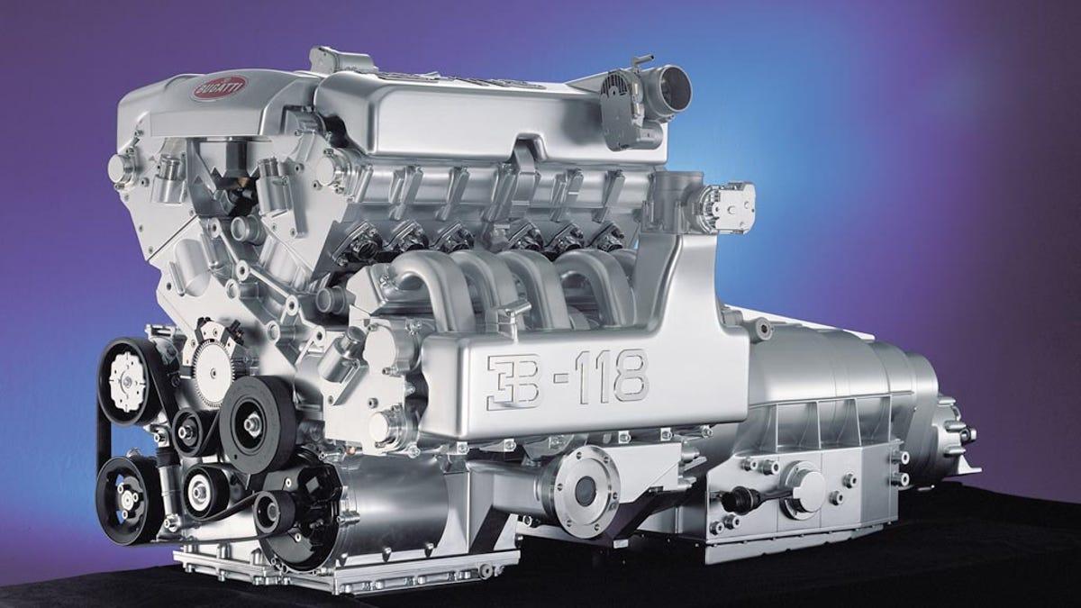 Volkswagen Made An Even Weirder Engine Before The Bugatti W16 Veyron Diagram