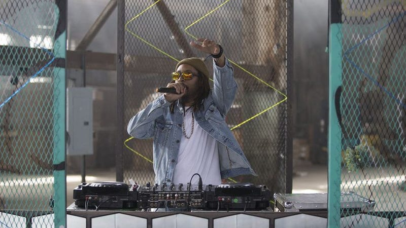 Illustration for article titled The Athletes Hit A Slump This Week On The Bachelorette, But Lil Jon Showed Up