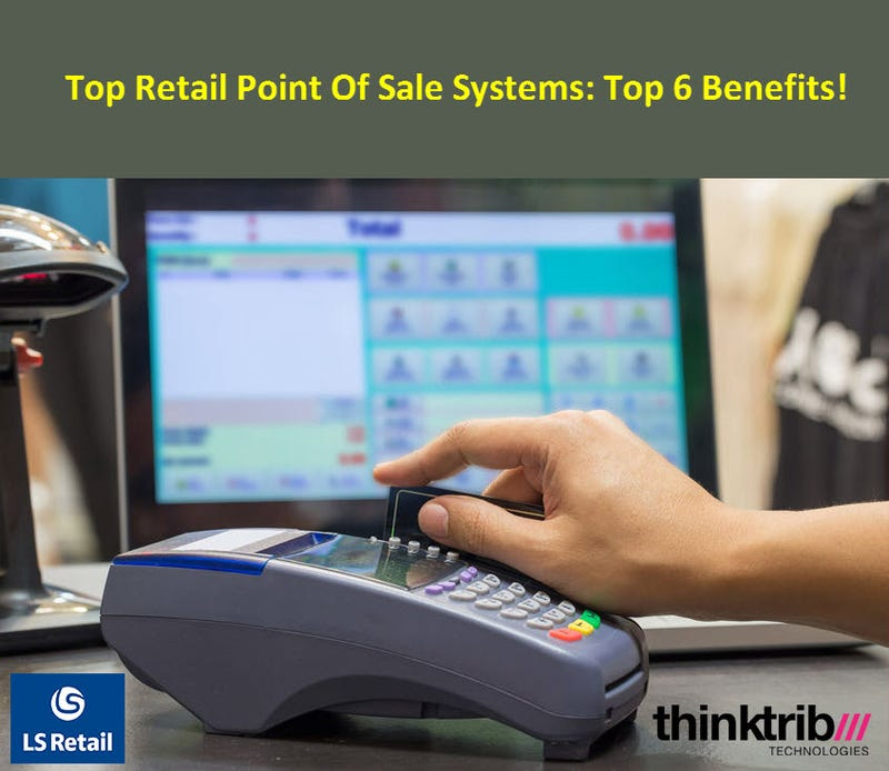 Illustration for article titled Top Retail Point Of Sale Systems: Top 6 Benefits!