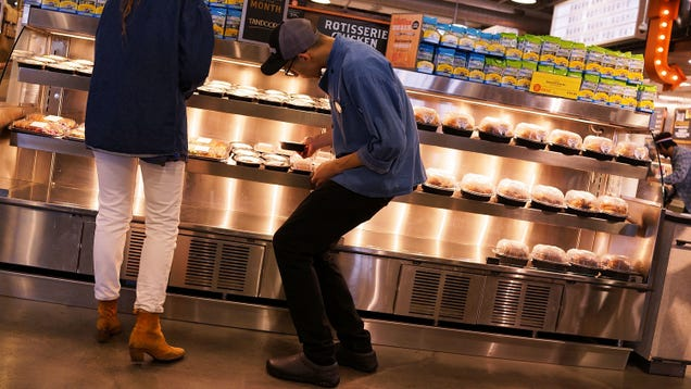 Whole Foods Is Datafying Its Employees to