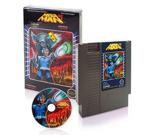 Illustration for article titled Capcom's Amazing Mega Man 9 Box Art