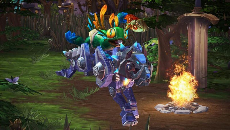 Illustration for article titled Why Murky Is My Favorite Heroes Of The Storm Character
