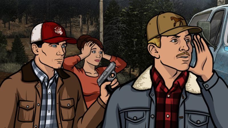 Illustration for article titled Adam Reed walks us through Archer's third season (Part 2 of 3)