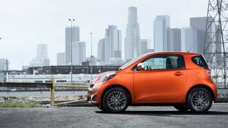Illustration for article titled ​The Scion iQ Will Die In The U.S. This Year