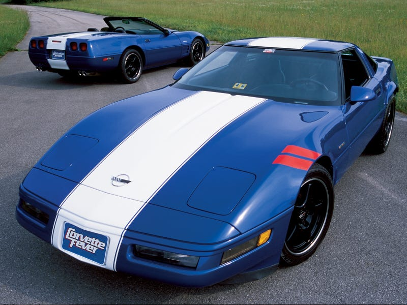 The C4 , The Car that Defined A Generation