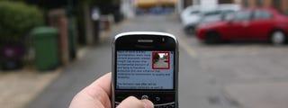 Illustration for article titled Despite Being an April 1 Gag, TXT'N'WALK Mobile App is Sweet