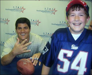Illustration for article titled Tedy Bruschi's Going To Want To Try This Out Now
