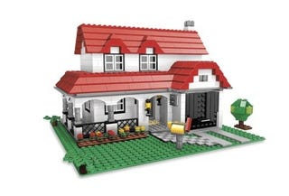Illustration for article titled Top Gear's James May to Construct Two-Story Lego House