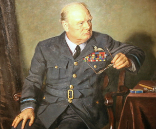 Illustration for article titled Winston Churchill And His 'Black Dog' Of Greatness
