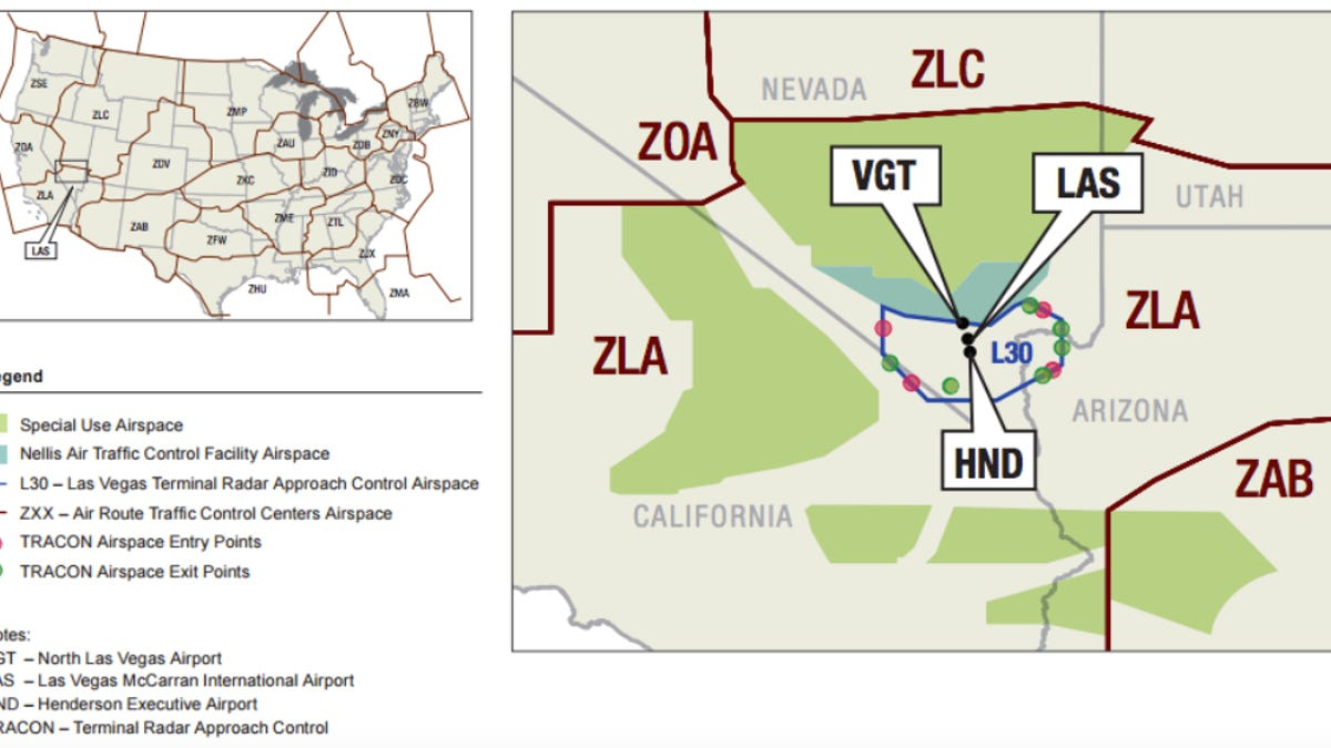 Air Traffic Control California Map.America S Secret Airline Flies Non Stop To Area 51