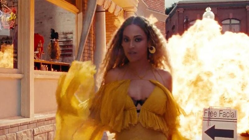 Illustration for article titled Beyoncé Quickly Releases New Song About How Buying Tidal Subscription Most Empowering Thing A Woman Can Do