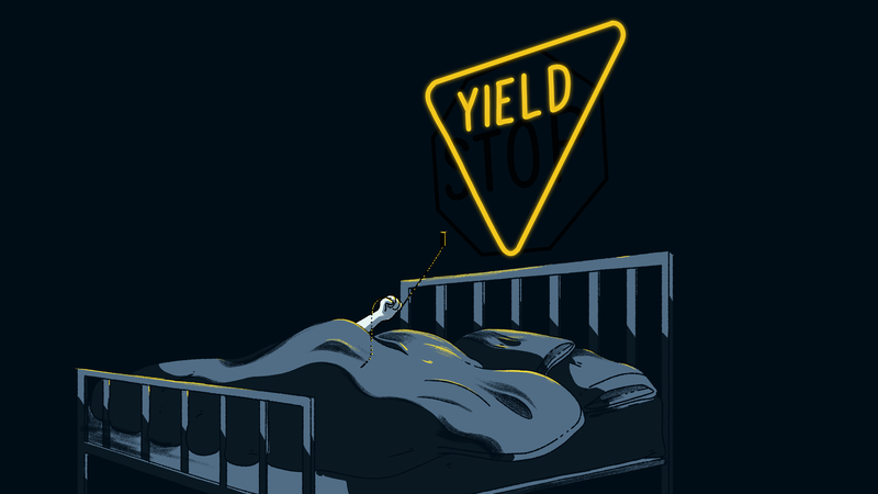 Illustration for article titled How to Tell a Partner They're Doing Something in Bed You Dislike