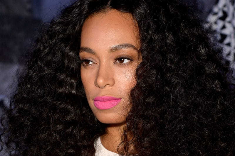 Solange Knowles in 2015Pascal Le Segretain/Getty Images