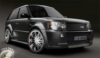 Illustration for article titled LSE Design To Premiere Range Rover Sport Coupe At SEMA