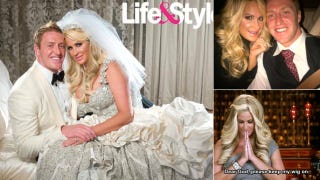 Illustration for article titled Not A Joke: Kim Zolciak's New Show Is Called Don't Be Tardy For The Wedding