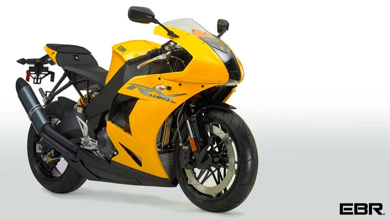 Illustration for article titled Erik Buell Racing Is Back! (Yes, Again)