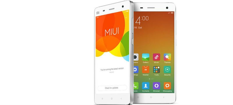 Illustration for article titled Xiaomi's Next OS Is the Most Shameless iOS Rip-Off You Will Ever See