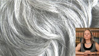 Illustration for article titled Woman Says She Was Fired For Refusing To Dye Gray Hair