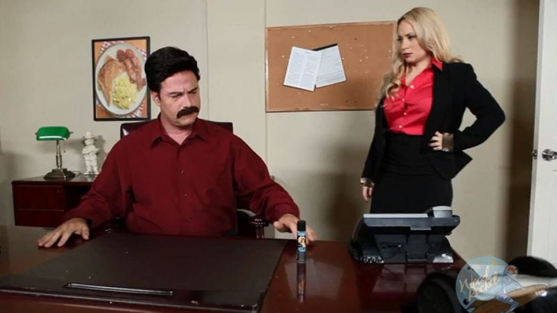 Illustration for article titled There is a Parks And Recreation porn parody, because of course there is