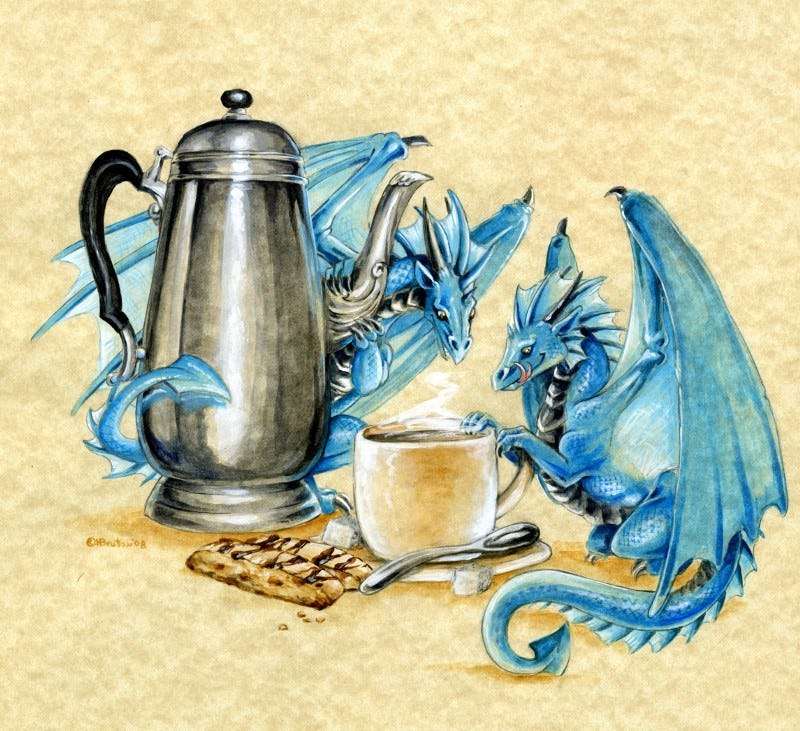 Illustration for article titled CAHme for a Cup of Tea