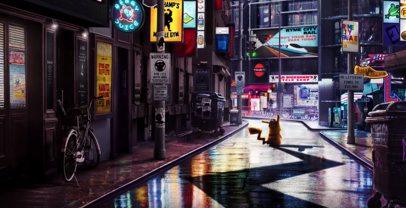 Illustration for article titled Detective Pikachu Is A Good Movie