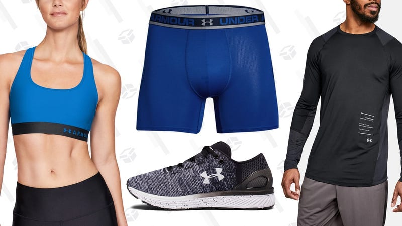 20% Off Outlet Orders of $100+ | Under Armour | Promo code FALL20