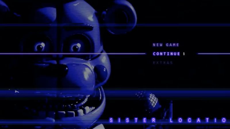 Five Nights at Freddy's: Sister Location Is More Than Just