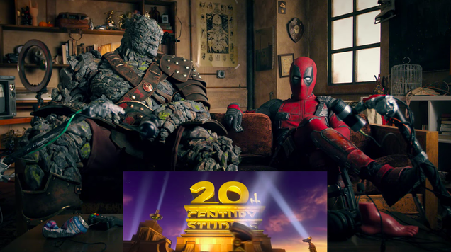 Deadpool and Korg Want to Show You Their New Superpower: Corporate Synergy