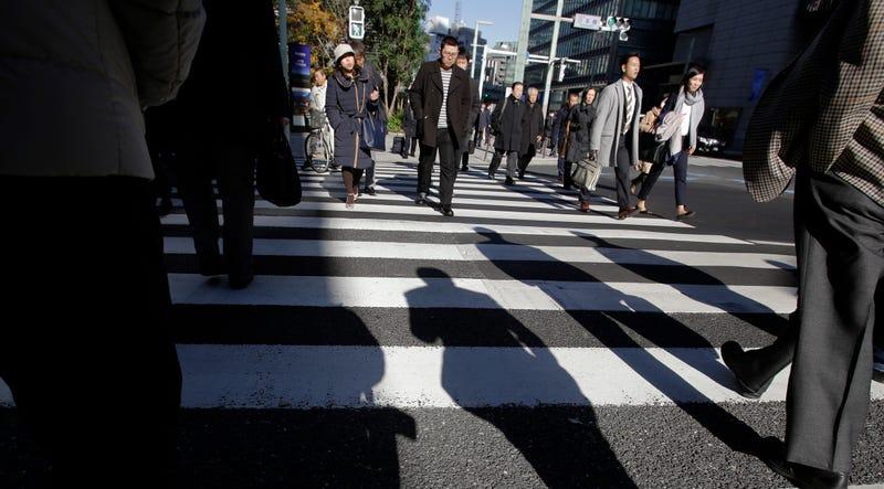 Illustration for article titled La razón por la que Japón quiere que sus ciudadanos no trabajen un lunes al mes