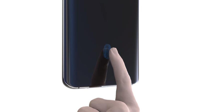 Illustration for article titled Touch ID Will Reportedly Return to iPhones in 2021 With Apple's New In-Screen Fingerprint Sensor