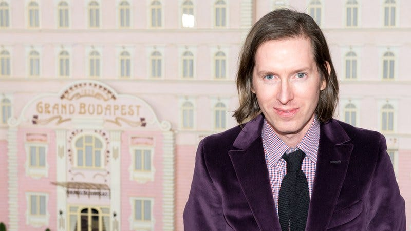 Wes Anderson (Photo: Getty Images)