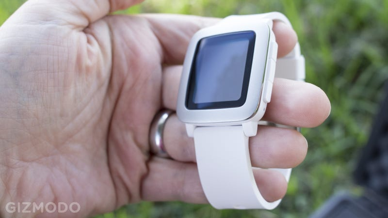 Illustration for article titled Pebble Time Preview: Why Can't All Smartwatches Be This Simple?