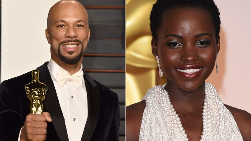 Illustration for article titled Lupita Nyong'o and Common Should Get Married