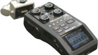 Illustration for article titled Zoom H6: The Essential DSLR Audio Tool Gets an Update