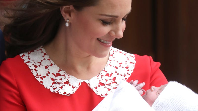 Illustration for article titled The Royal Baby Prince Louis Will, Unfortunately, Always Be Outranked by My Prince Louis