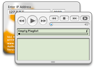 Illustration for article titled Download of the Day:  VLC Remote Interface Dashboard Widget (Mac)