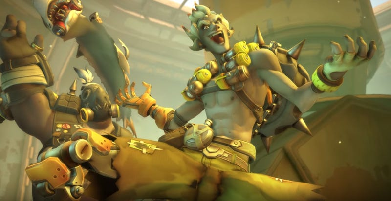 Illustration for article titled Overwatch's Next Map Is Junkrat And Roadhog's Old Home