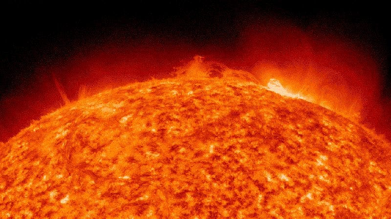(Photo: NASA/GSFC/SDO)