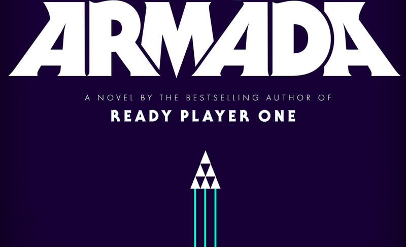 Illustration for article titled Take A First Look At Ernest Cline's Armada... And Win A Signed Copy!