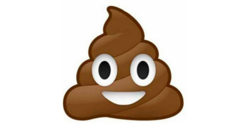 Illustration for article titled Hero Man Digitally Graffitis Poop Emojis Onto Soon-to-Be Subway
