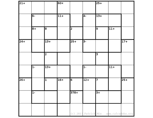image relating to Multi Sudoku Printable called Can Yourself Fix the 10 Toughest Logic Puzzles At any time Made?