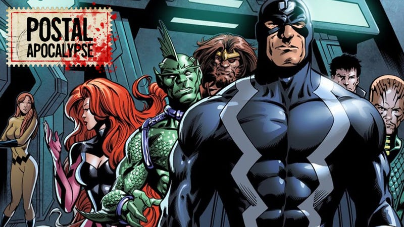 Illustration for article titled What the Hell is Marvel Going to Do With the Inhumans?