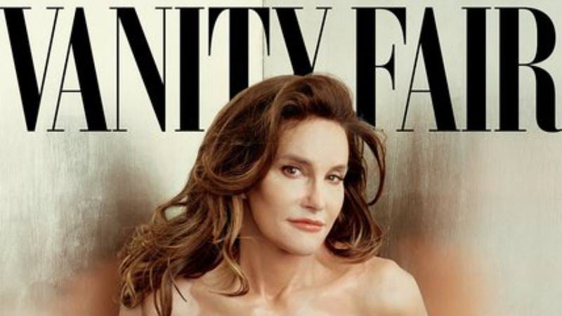 Illustration for article titled The latest Vanity Fair cover introduces Caitlyn Jenner to the world