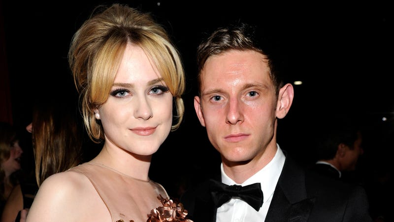 Illustration for article titled Evan Rachel Wood and Jamie Bell Split After Two Years of Marriage
