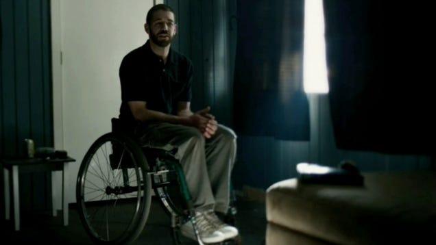 Wheelchair guy 7 deadly sins
