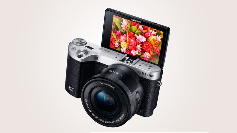 Illustration for article titled Samsung NX500: una nueva y potente compacta para grabar en 4K